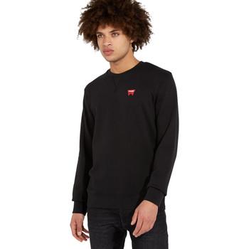 Textil Muži Svetry Wrangler W6589HA01 Černá
