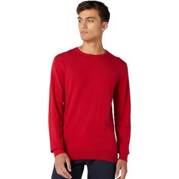 Textil Muži Svetry Wrangler W8A0PDX47 Červené