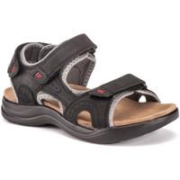 Boty Muži Sportovní sandály Lumberjack SM30606 004 P95 Černá