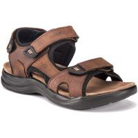Boty Muži Sportovní sandály Lumberjack SM30606 004 P95 Hnědý