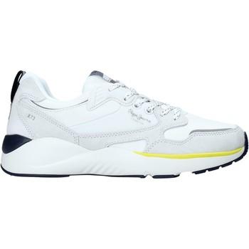 Boty Muži Nízké tenisky Pepe jeans PMS30596 Bílý