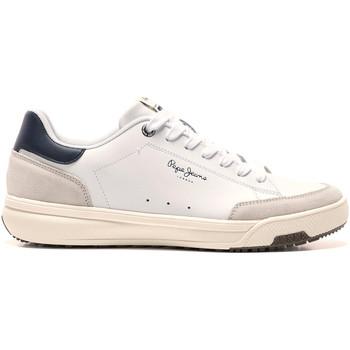 Boty Muži Nízké tenisky Pepe jeans PMS30616 Bílý