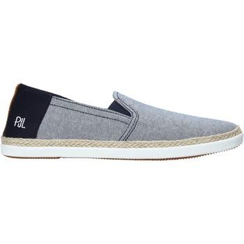 Boty Muži Street boty Pepe jeans PMS10283 Modrý