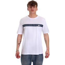 Textil Muži Trička s krátkým rukávem Antony Morato MMKS01686 FA100144 Bílý