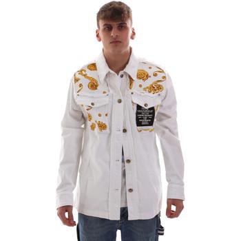 Textil Muži Bundy Versace C1GVB92GHRC33003 Bílý