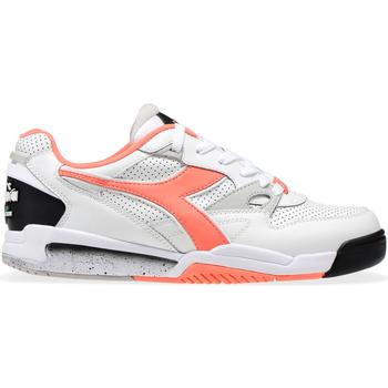 Boty Muži Nízké tenisky Diadora 501173079 Oranžový