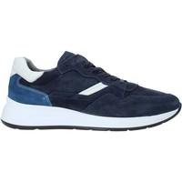Boty Muži Nízké tenisky Nero Giardini E001491U Modrý