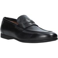 Boty Muži Mokasíny Rogers CAR01 Černá
