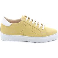 Boty Ženy Nízké tenisky Grunland SC4939 Žlutá