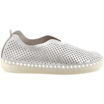 Boty Ženy Street boty Grunland SC4910 Stříbrný