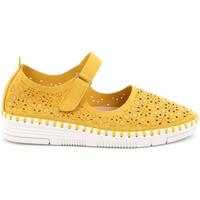 Boty Ženy Baleríny  Grunland SC4911 Žlutá