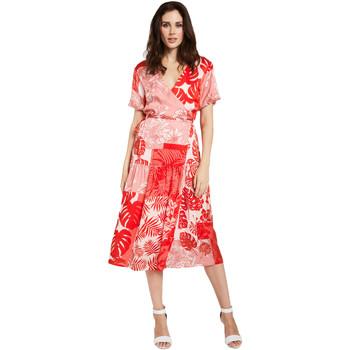 Textil Ženy Krátké šaty Gaudi 011FD15014 Červené