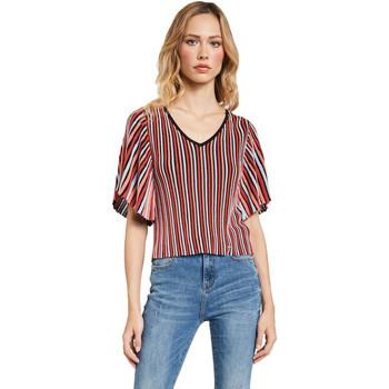 Textil Ženy Halenky / Blůzy Gaudi 011FD53001 Červené