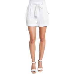 Textil Ženy Kraťasy / Bermudy Gaudi 011BD25046 Bílý