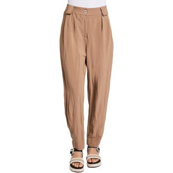 Textil Ženy Mrkváče Gaudi 011BD25052 Hnědý