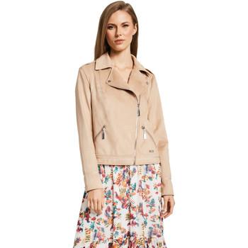 Textil Ženy Saka / Blejzry Gaudi 011BD38008 Béžový