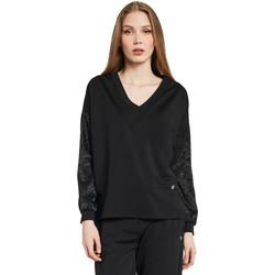 Textil Ženy Mikiny Gaudi 011BD64052 Černá