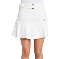 Textil Ženy Sukně Gaudi 011BD75001 Bílý