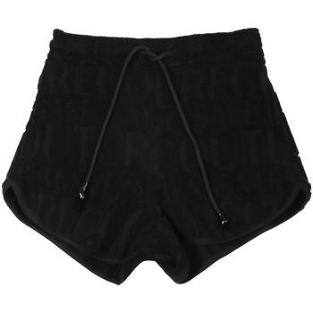 Textil Ženy Kraťasy / Bermudy Versace A3HVB18513967899 Černá