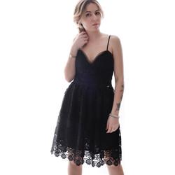 Textil Ženy Krátké šaty Fracomina FR20SP531 Černá