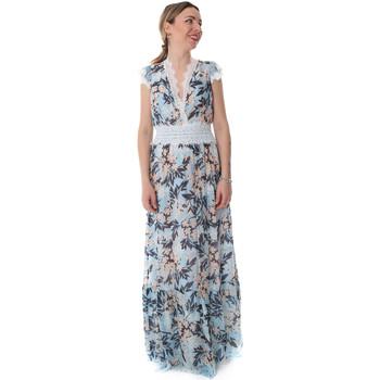 Textil Ženy Společenské šaty Fracomina FR20SP432 Modrý