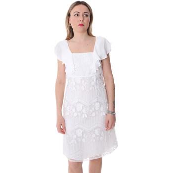 Textil Ženy Krátké šaty Fracomina FR20SP584 Bílý
