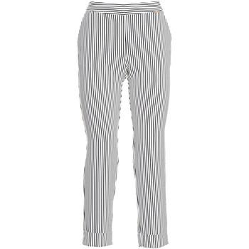 Textil Ženy Mrkváče Fracomina FR20SP163 Černá
