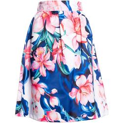 Textil Ženy Sukně Fracomina FR20SP070 Modrý