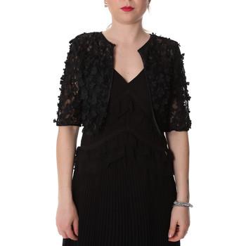 Textil Ženy Svetry / Svetry se zapínáním Fracomina FR20SP636 Černá