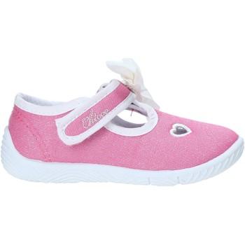 Boty Dívčí Espadrilky  Chicco 01063775000000 Růžový