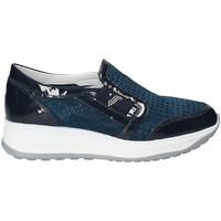 Boty Ženy Street boty Susimoda 4782 Modrý