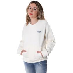 Textil Ženy Mikiny Pepe jeans PL580914 Bílý