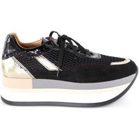Boty Ženy Nízké tenisky Grace Shoes 331033 Černá