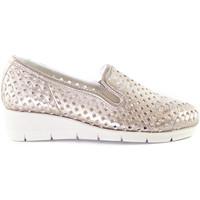 Boty Ženy Street boty Susimoda 4805 Béžový