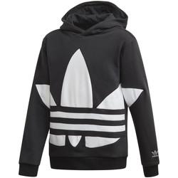 Textil Děti Mikiny adidas Originals FS1857 Černá