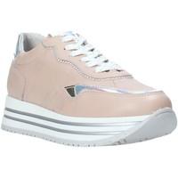 Boty Dívčí Nízké tenisky Nero Giardini E031470F Růžový