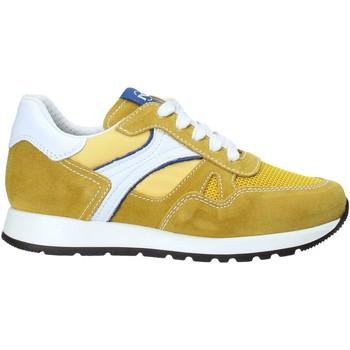 Boty Děti Nízké tenisky Nero Giardini E033800M Žlutá