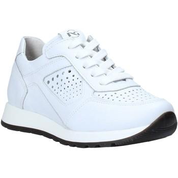 Boty Děti Nízké tenisky NeroGiardini E033810M Bílý