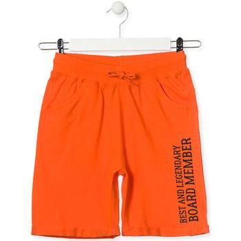Textil Děti Plavky / Kraťasy Losan 013-6602AL Oranžový