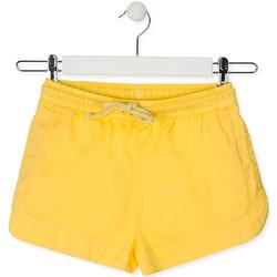 Textil Děti Kraťasy / Bermudy Losan 014-9007AL Žlutá