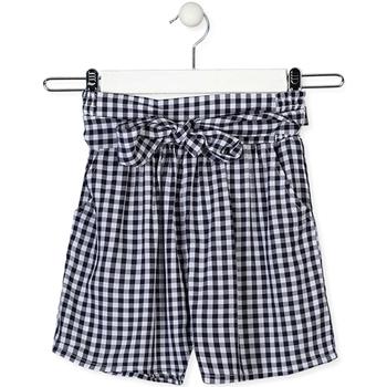Textil Děti Kraťasy / Bermudy Losan 014-9009AL Modrý