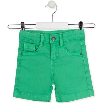 Textil Děti Kraťasy / Bermudy Losan 015-9009AL Zelený