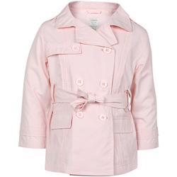 Textil Děti Kabáty Losan 016-2790AL Růžový
