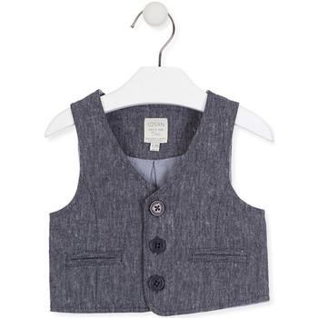 Textil Děti Svetry / Svetry se zapínáním Losan 017-2790AL Modrý