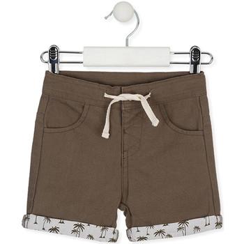 Textil Děti Kraťasy / Bermudy Losan 017-9008AL Zelený