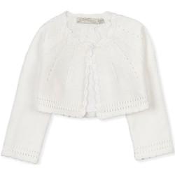 Textil Děti Svetry / Svetry se zapínáním Losan 018-5790AL Bílý