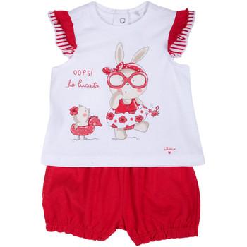 Textil Dívčí Set Chicco 09076380000000 Bílý