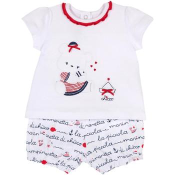 Textil Dívčí Set Chicco 09076458000000 Bílý