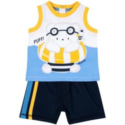 Textil Chlapecké Set Chicco 09076376000000 Modrý