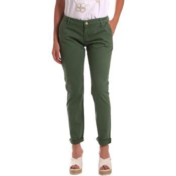 Textil Ženy Mrkváče Gaudi 811BD25009 Zelený